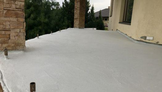 Гідроізоляція тераси