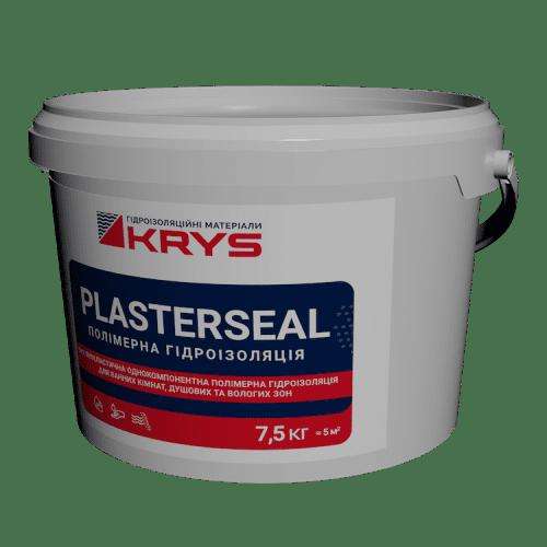 Акриловая гидроизоляция для ванной KRYS Plasterseal