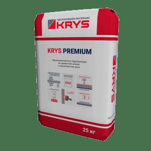 Проникаюча гідроізоляція KRYS PREMIUM