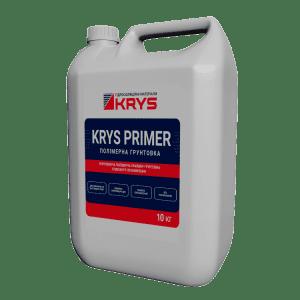 Грунтовка глубокого проникновения KRYS PRIMER