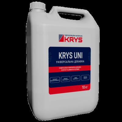 Комплексная добавка в бетон KRYS UNI