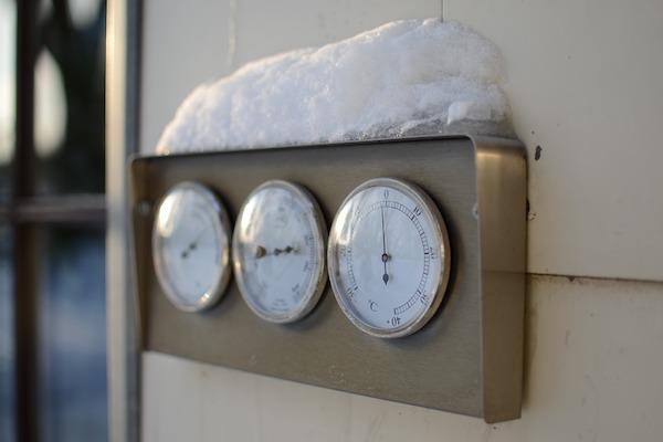Бетонирование в морозы
