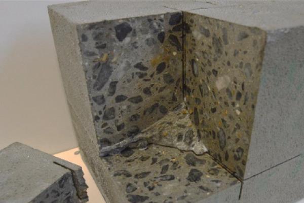 Глубокое проникновение в бетон